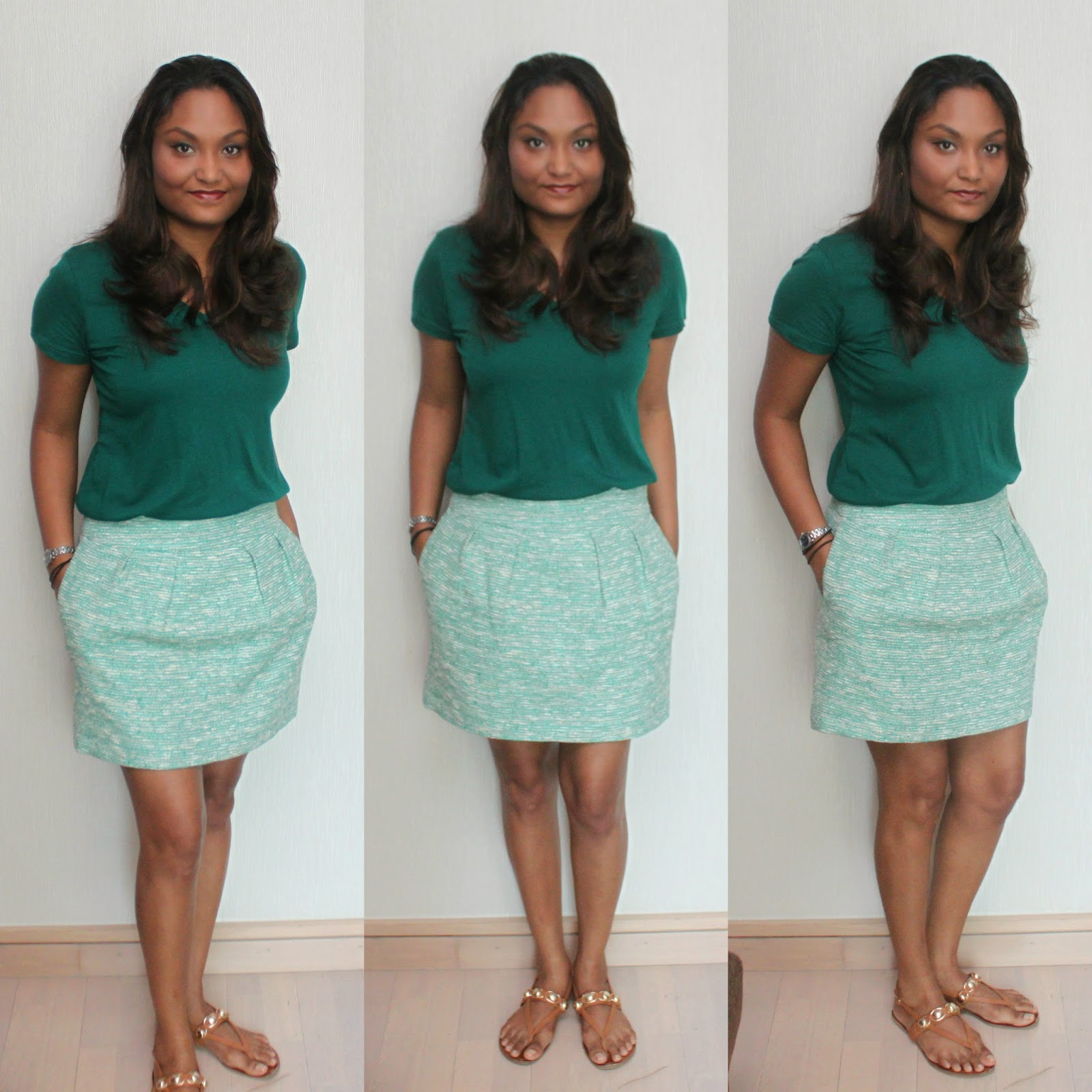 Outfit Of The Day | SKirts