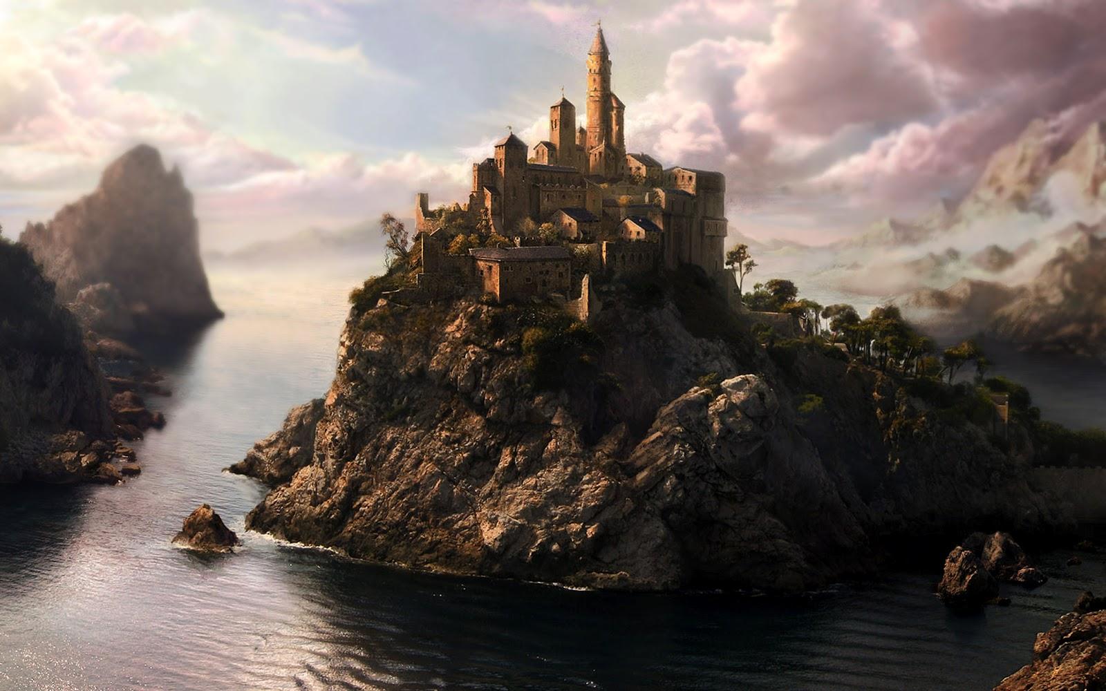 island 3d picture wallpaper - photo #13