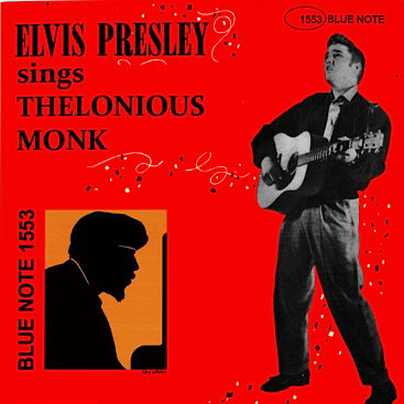 Elvis sings Monk? The mystery of BN 1553