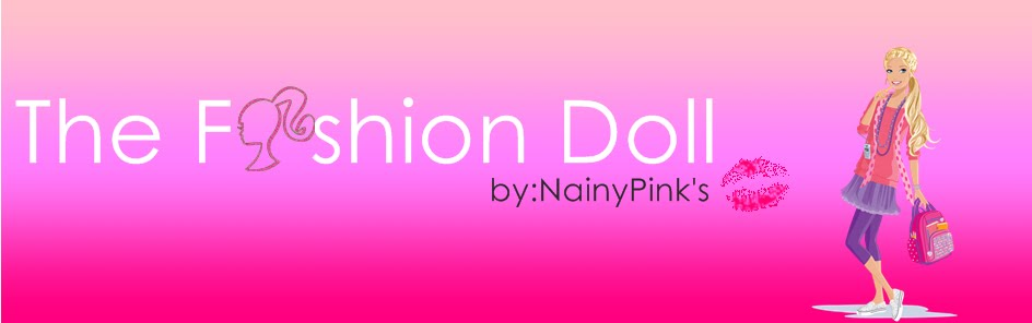 The Fashion Doll'
