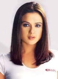 Seleraku Aktris Bollywood Paling Terkenal Tahun An - Gaya rambut pendek preity zinta
