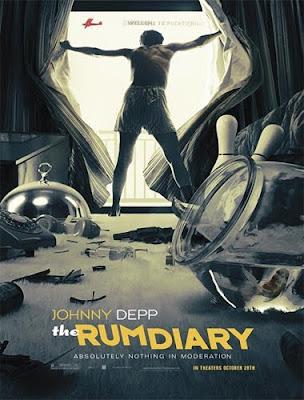 Ver The Rum Diary Película Online Gratis (2011)