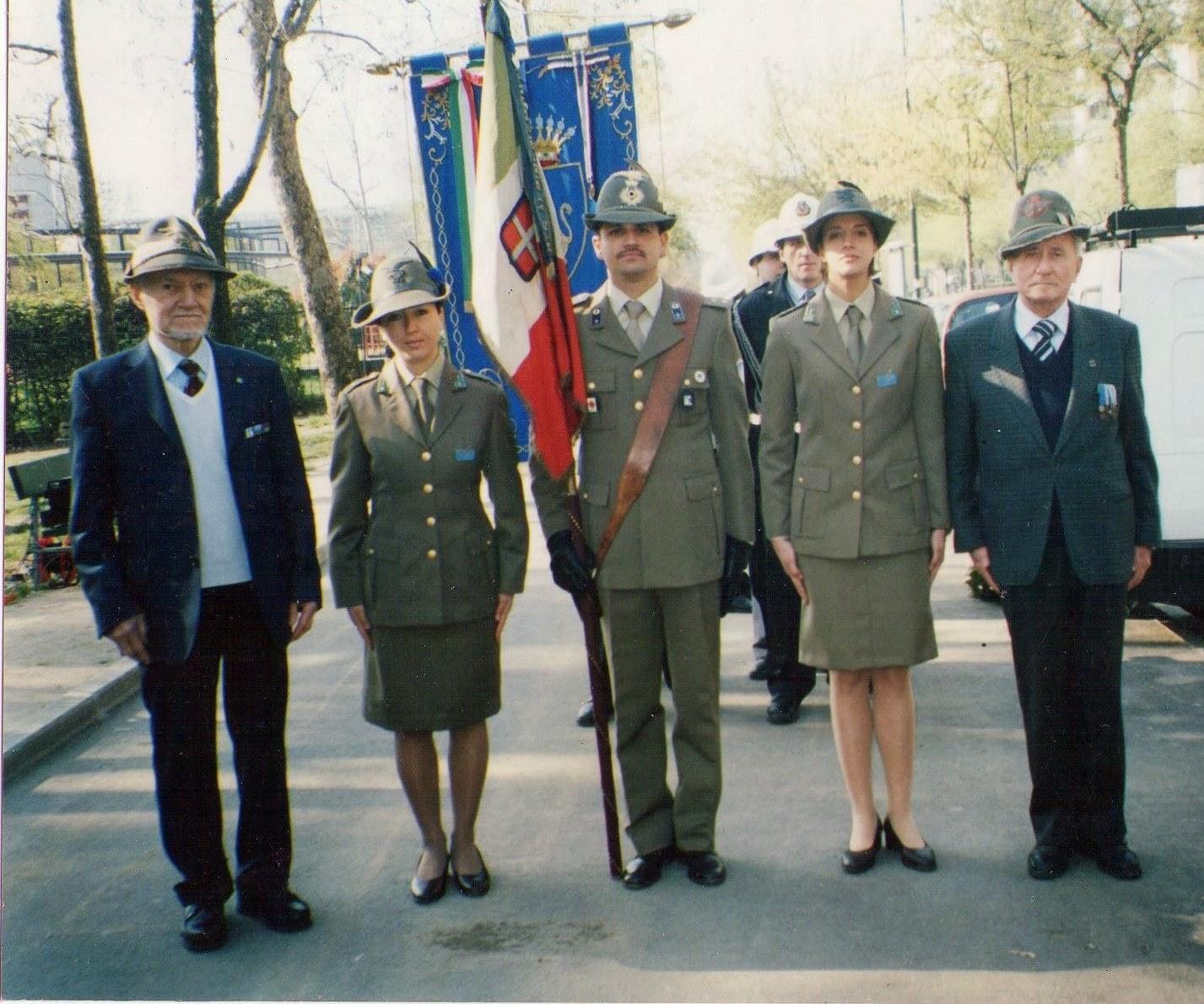 """Bandiera del battaglione alpini """"Piemonte"""""""