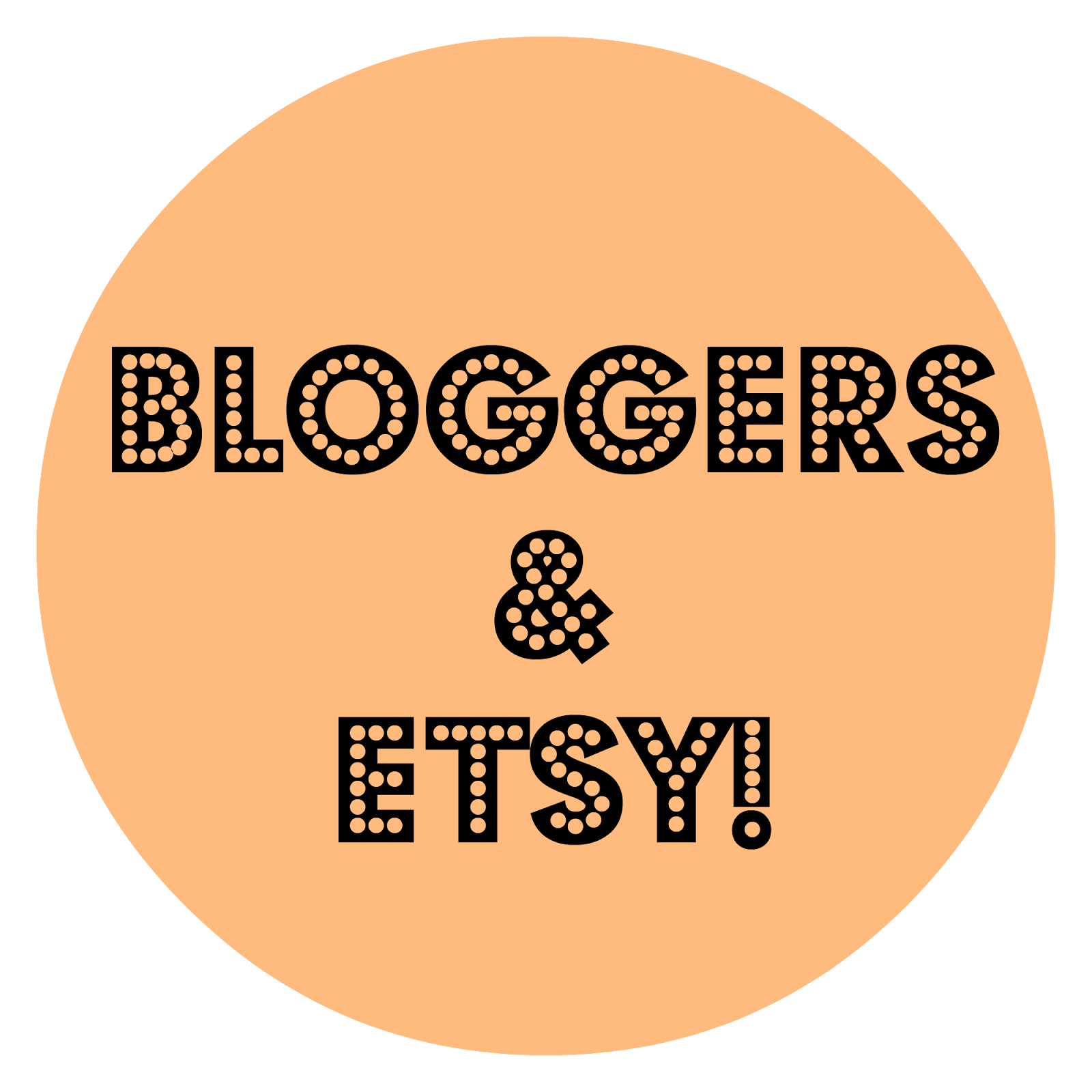 Bloggers and Etsy - Team on Etsy