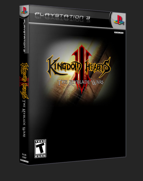 KINGDOM HEARTS III FOR YOUR PS3