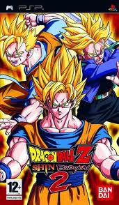 Download - Dragon Ball Z - Shin Budokai 2 - PSP - ISO