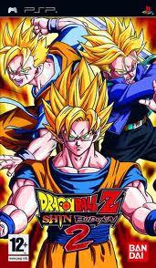 Dragon Ball Z - Shin Budokai 2 - PSP - ISO Download