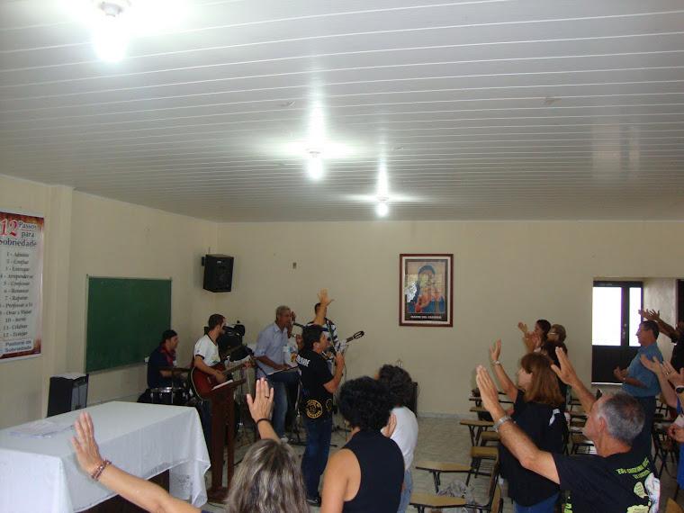 Retiro em Mogi das Cruzes - SP