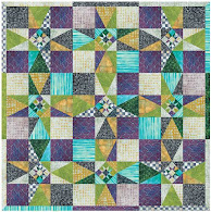 Free pattern!  Stars at Dusk