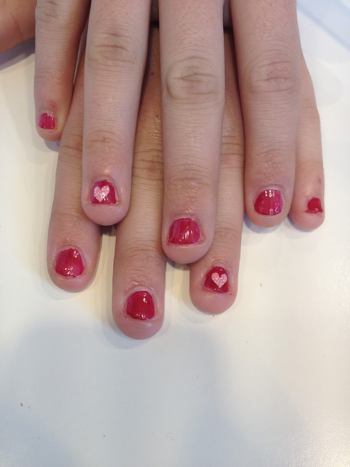 One Nail To Rule Them All: Nails at Fosse Park with Graffiti Nails