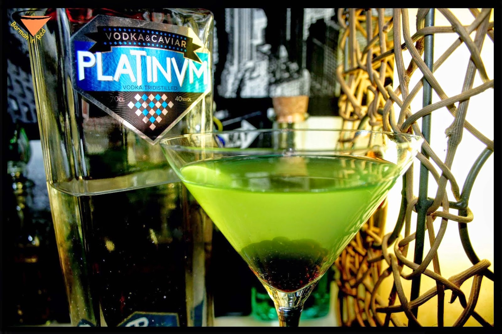 Vodka Platinum Caviar