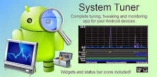 System Tuner Pro v3.9 APK  Android(latest version)