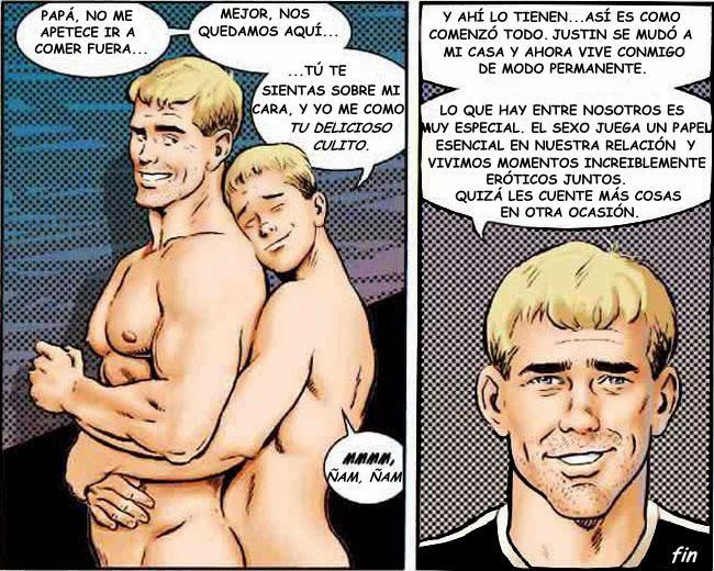 salvaje amigo gay