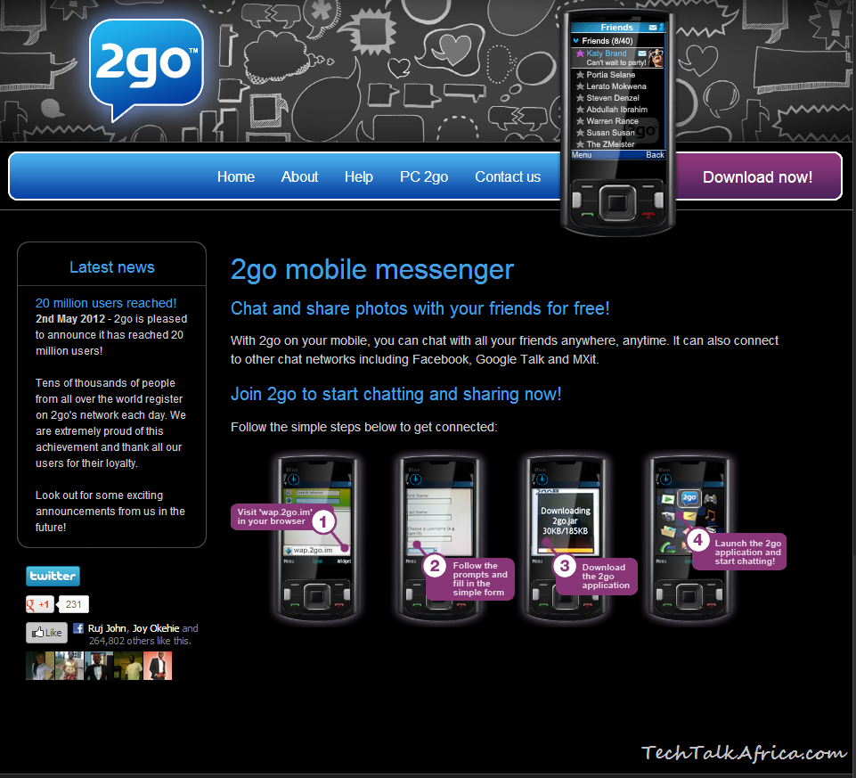 Download 2go Version - New