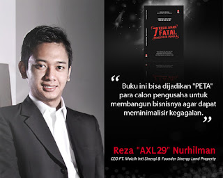 Testimoni Reza Nurhilman