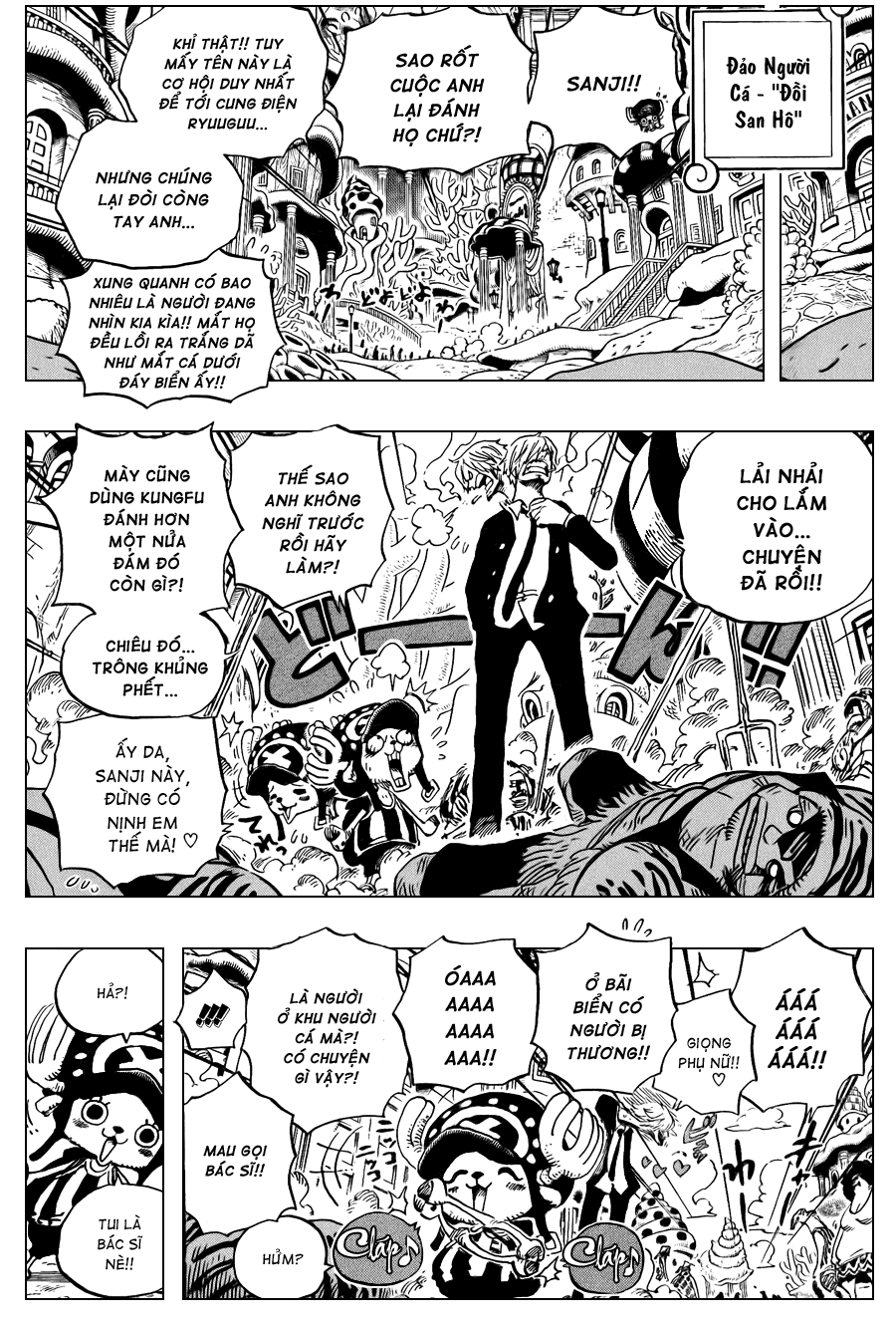 05, One Piece chap 615    NarutoSub