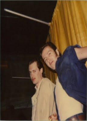 Steve Buscemi & Joe Strummer