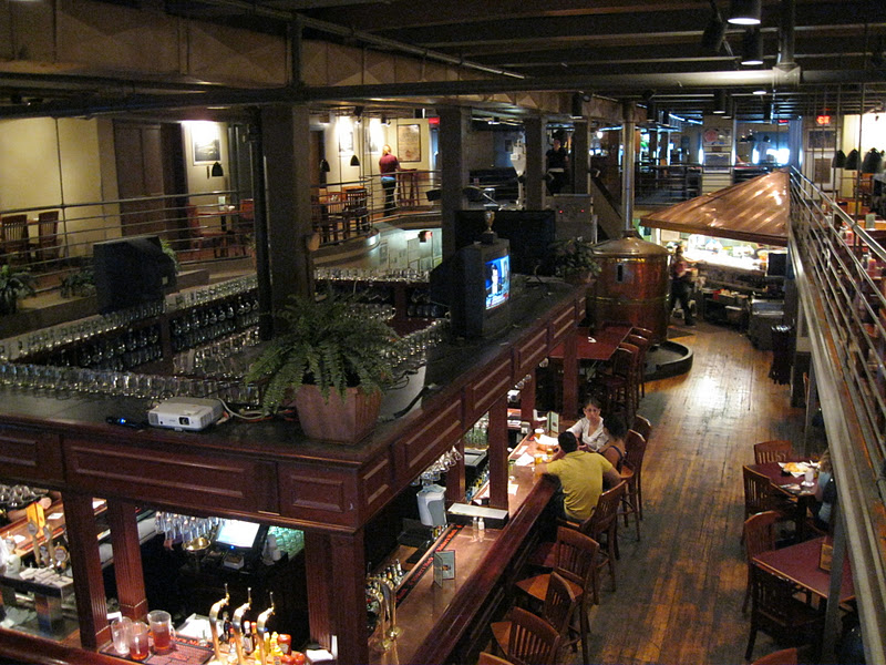 Rumors Bar And Grill >> Big Daddy Dave: Downtown Grill and Brewery