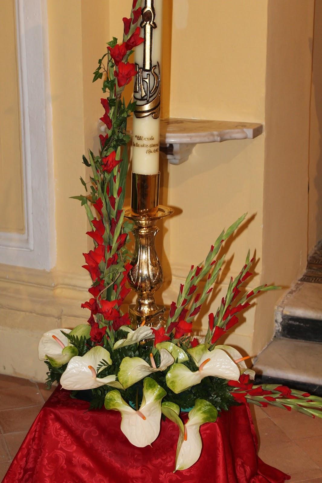 Great favori fiori per cresima free floreali e con lavanda - Decorazioni per cresima ...