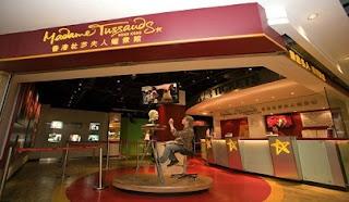 Madame Tussauds - Paket Tour Hongkong - Enjoy Wisata