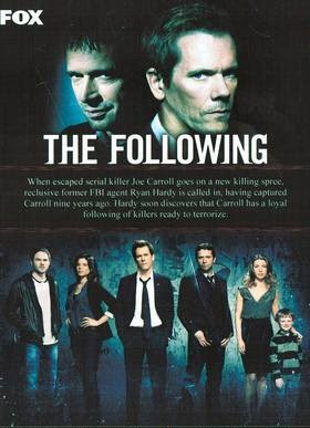 Truy Tìm Sát Nhân - The Following Season... (2013)