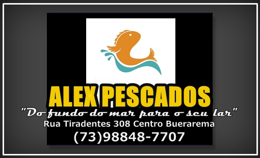 Alex Pescados - Buerarema BA