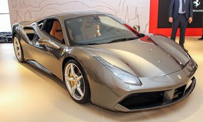 Ferrari 488 GTB 2015 chào Đông Nam Á giá 285.000 USD