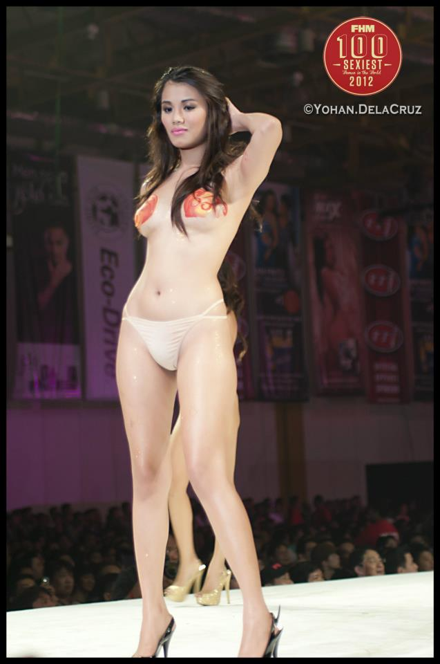danica torres sexy bikini at the 2012 fhm philippines 100 sexiest victory party 03