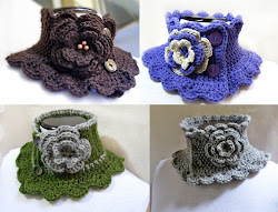 Mis Bufandas tejidas (click sobre imagen)