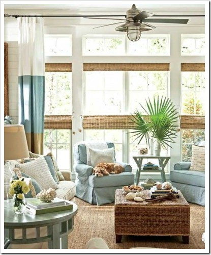 Lush Fab Glam Blogazine: Beach Themed Home Decor: Bring The ...