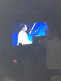 Alicia Keys at the Monster Concert