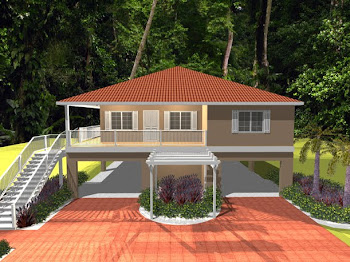 Macaw Model Home
