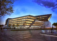 Bibliothéque-et-centre-d'apprentissage-par-Zaha-Hadid-architects