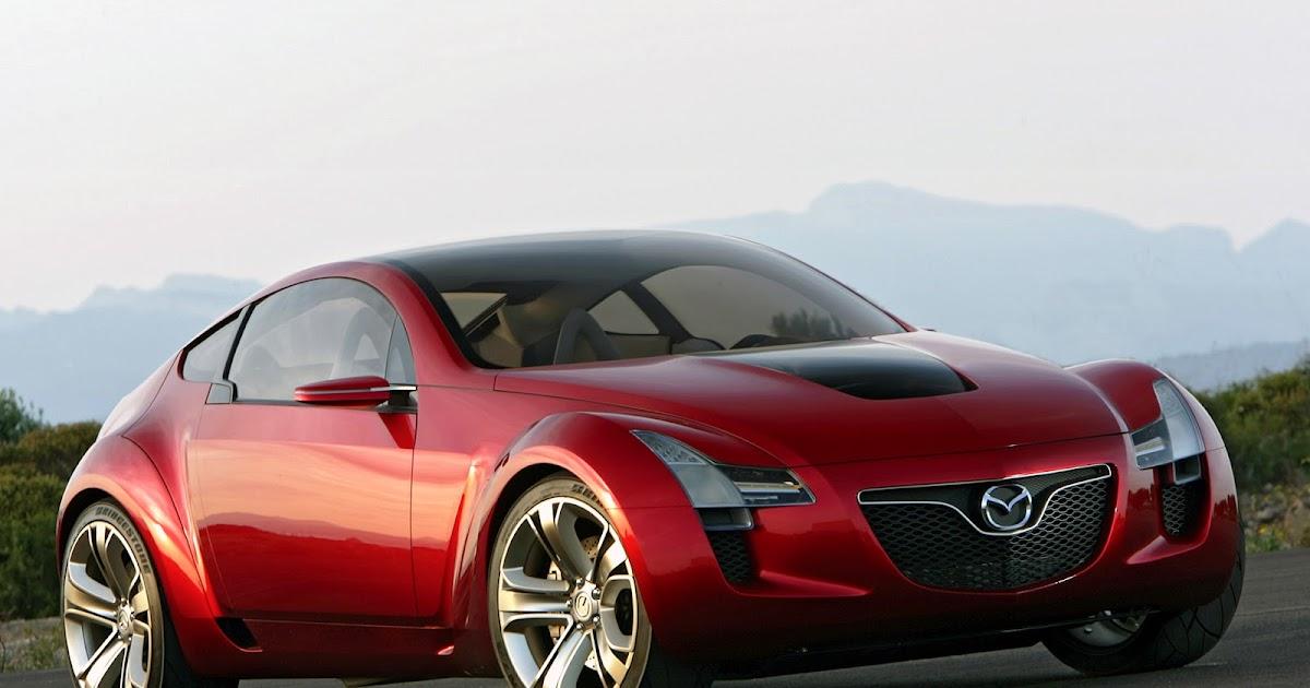 Fab Wheels Digest F W D 2006 Mazda Kabura Concept
