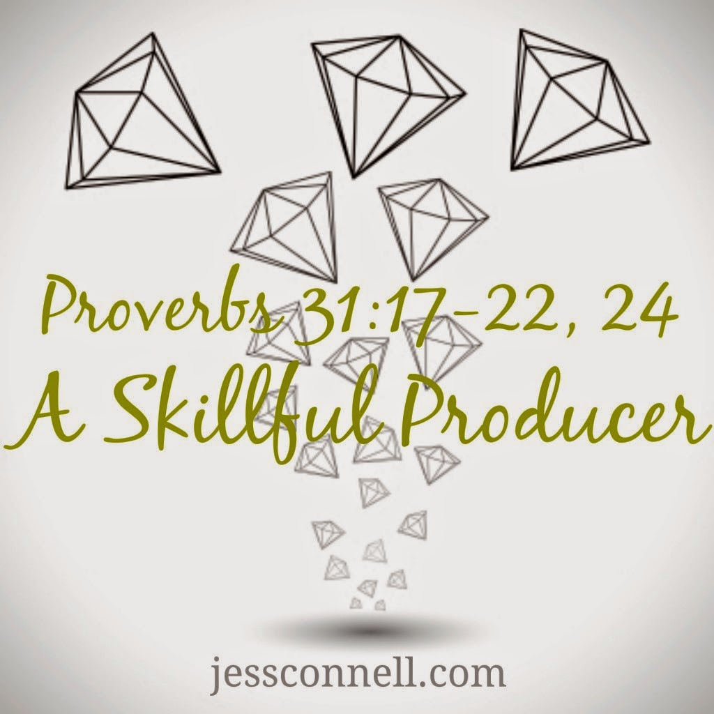 http://jessconnell.com/a-skillful-producer/