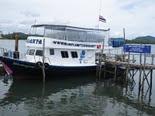 Notre bateau ....