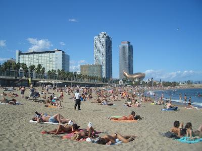 Barceloneta - que visitar