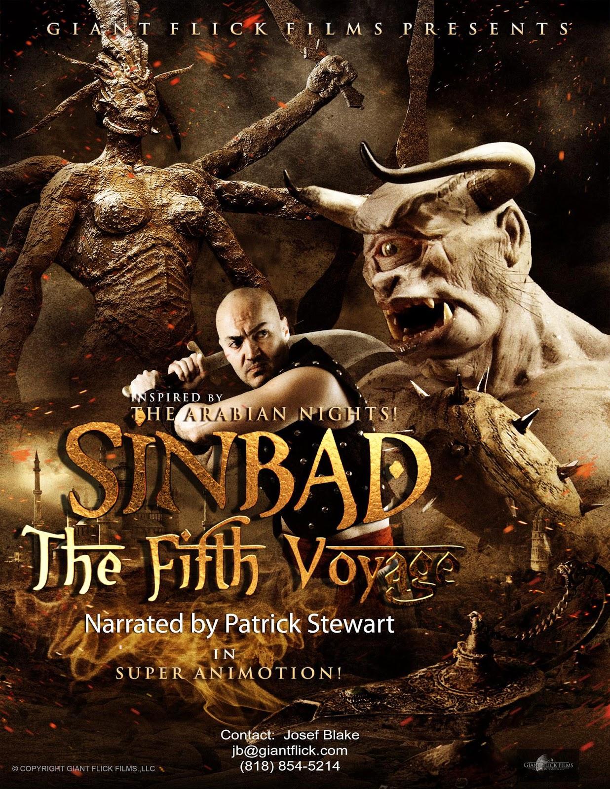 Cuộc Phiêu Lưu Thứ 5 Của Sinbad - Sinbad Sinbad The Fifth Voyage