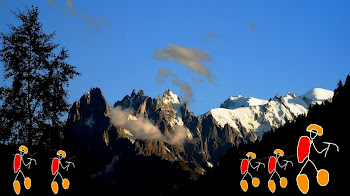 125 kilos por las montañas del mundo