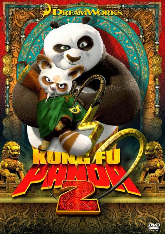 Kung Fu Panda 2 – Dublado (2011)