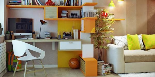 cara memilih skema warna untuk interior rumah minimalis