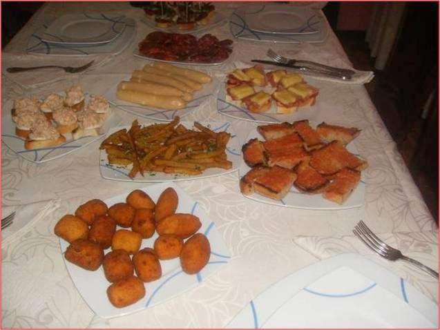 25 tapas para un buen buffet la cocina de adita - Cenas faciles para invitados ...