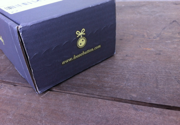 Luxe Box by Loose Button - US Fall 2012 Review - Beauty and Makeup Women's Subscription Boxes