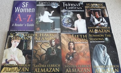 Sandra Ulbrich Almazan: Speculative Fiction Author