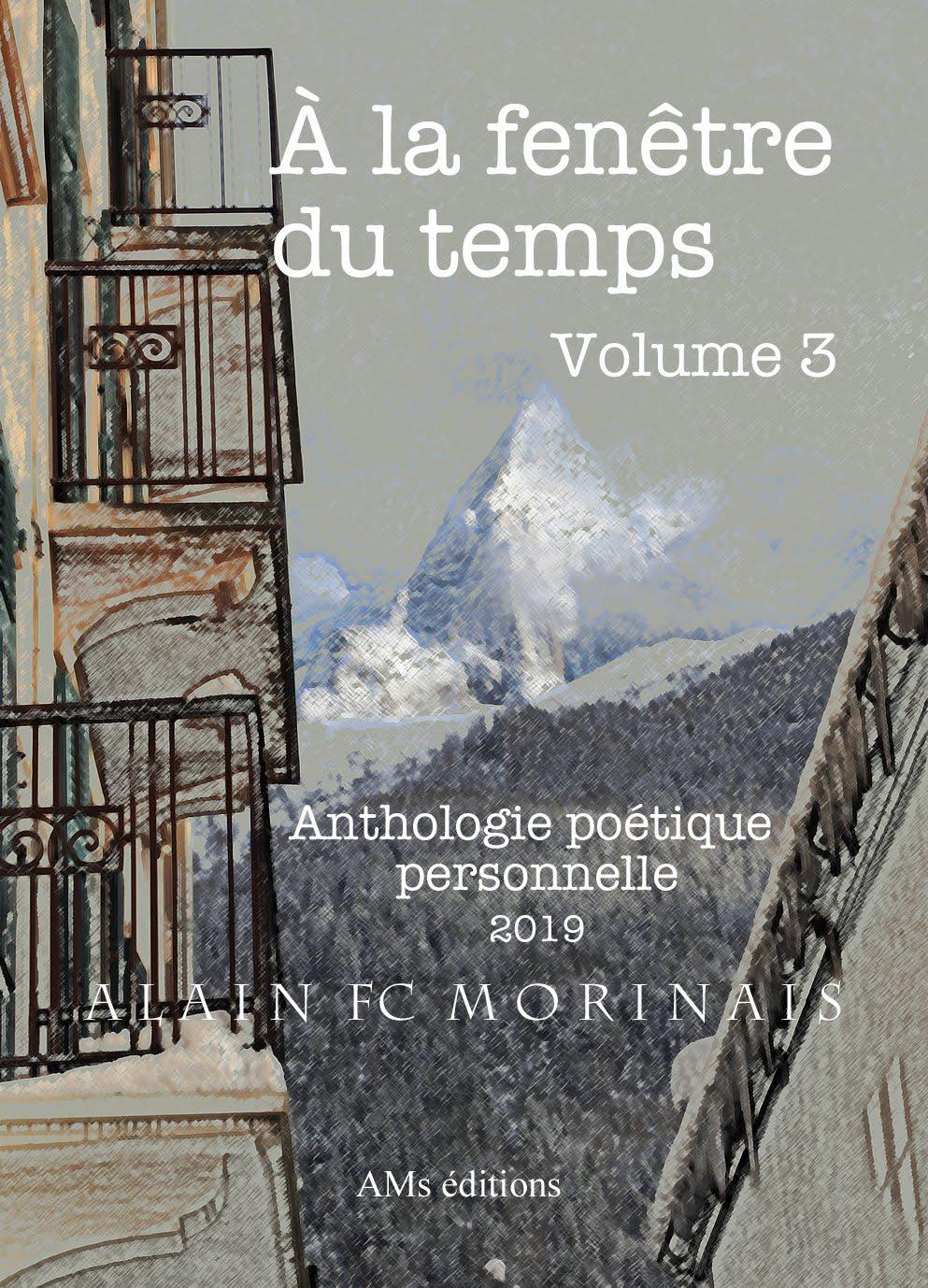 À la fenêtre du temps (volume 3)