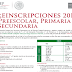 SEP Calendario de Inscripciones Primaria, Secundaria, Preescolar Convocatoria 2015-2016
