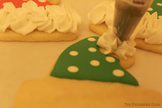 sugar cookie, decorated cookie, holiday cookie, winter cookie