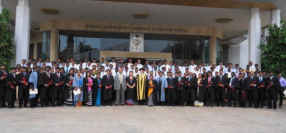 2014 斯里兰卡毕业典礼 Sri Lanka