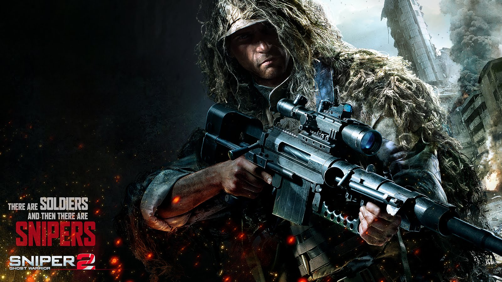 Sniper Ghost Warrior 2 Торрентино
