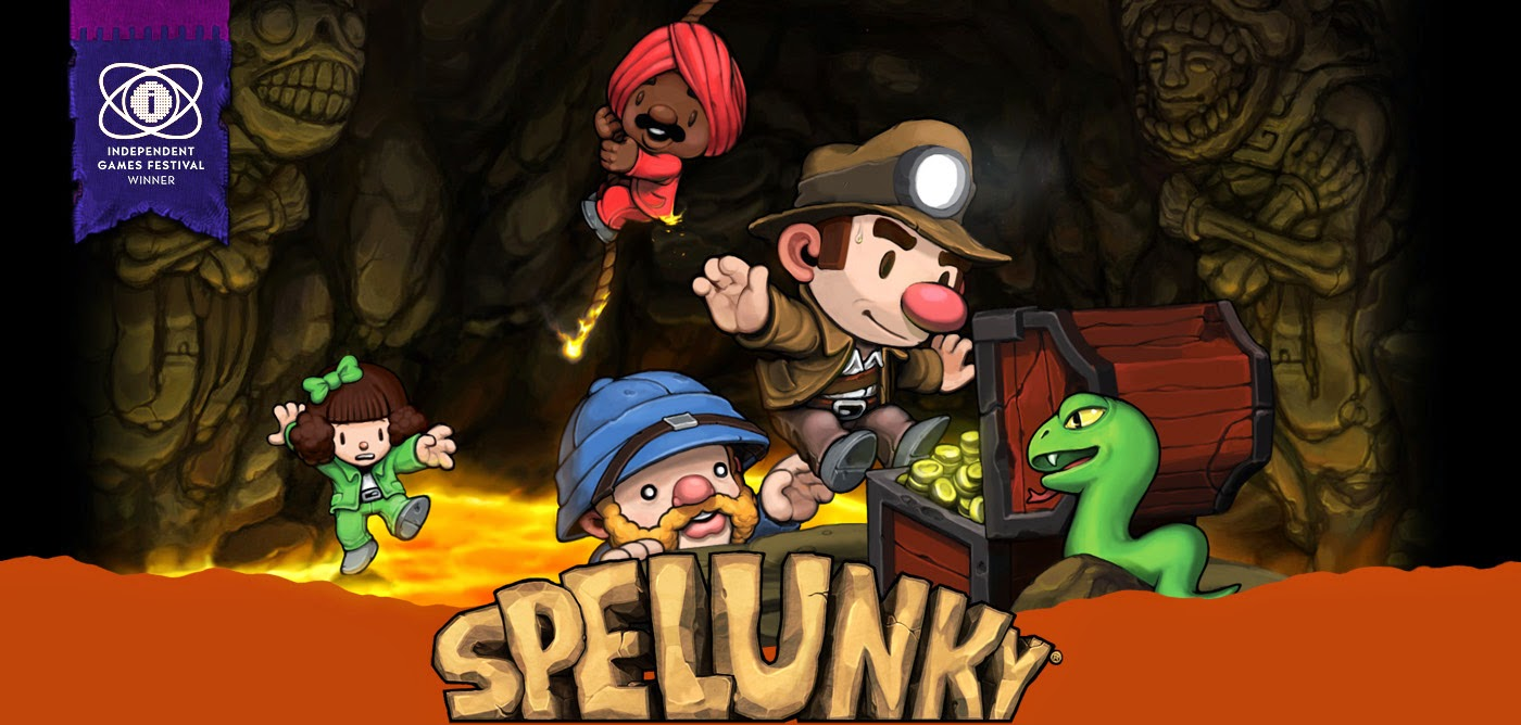 Spelunky PC game crack Download